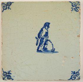 Peeing, c. 1660