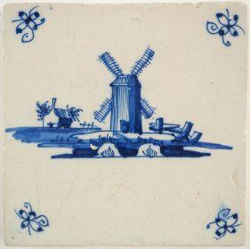 Windmill, c. 1700