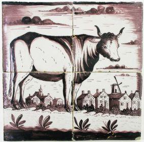 Cow, 19th century