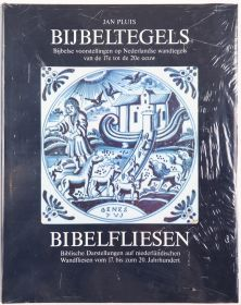 Bijbeltegels - Bibelfliesen - book by Jan Pluis