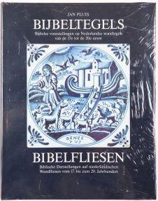 Bijbeltegels - Bibelfliesen - book by Jan Pluis